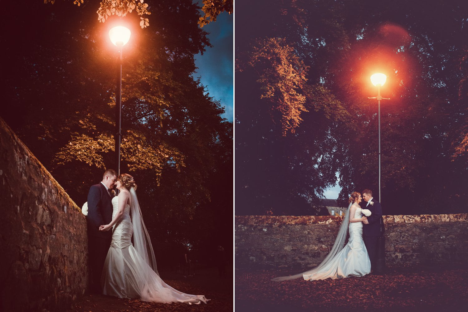 Hexham Abbey Wedding