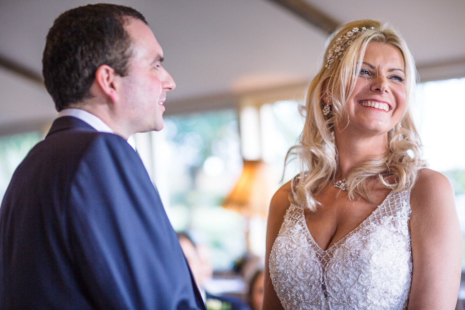 Newton Hall, wedding vows