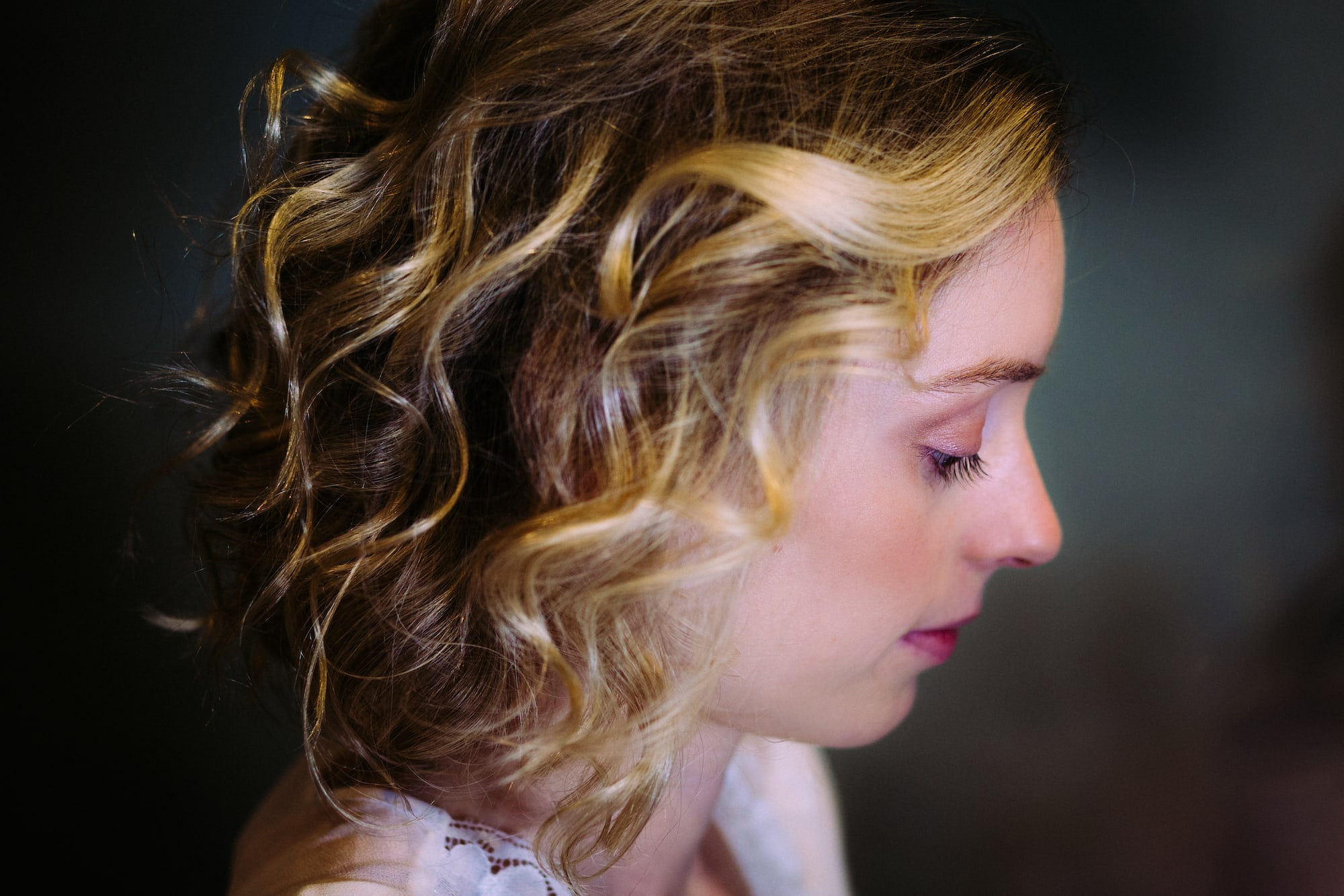 Le Petit Chateau, bridal hair