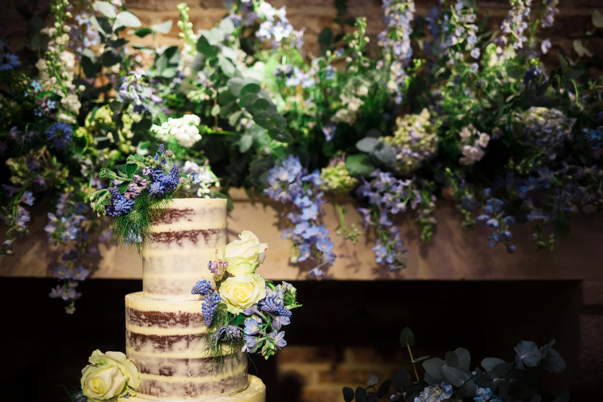 Le Petit Chateau, wedding cake