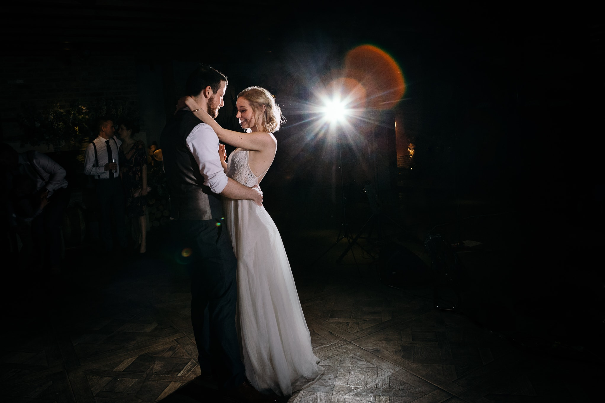 Le Petit Chateau, first dance romance