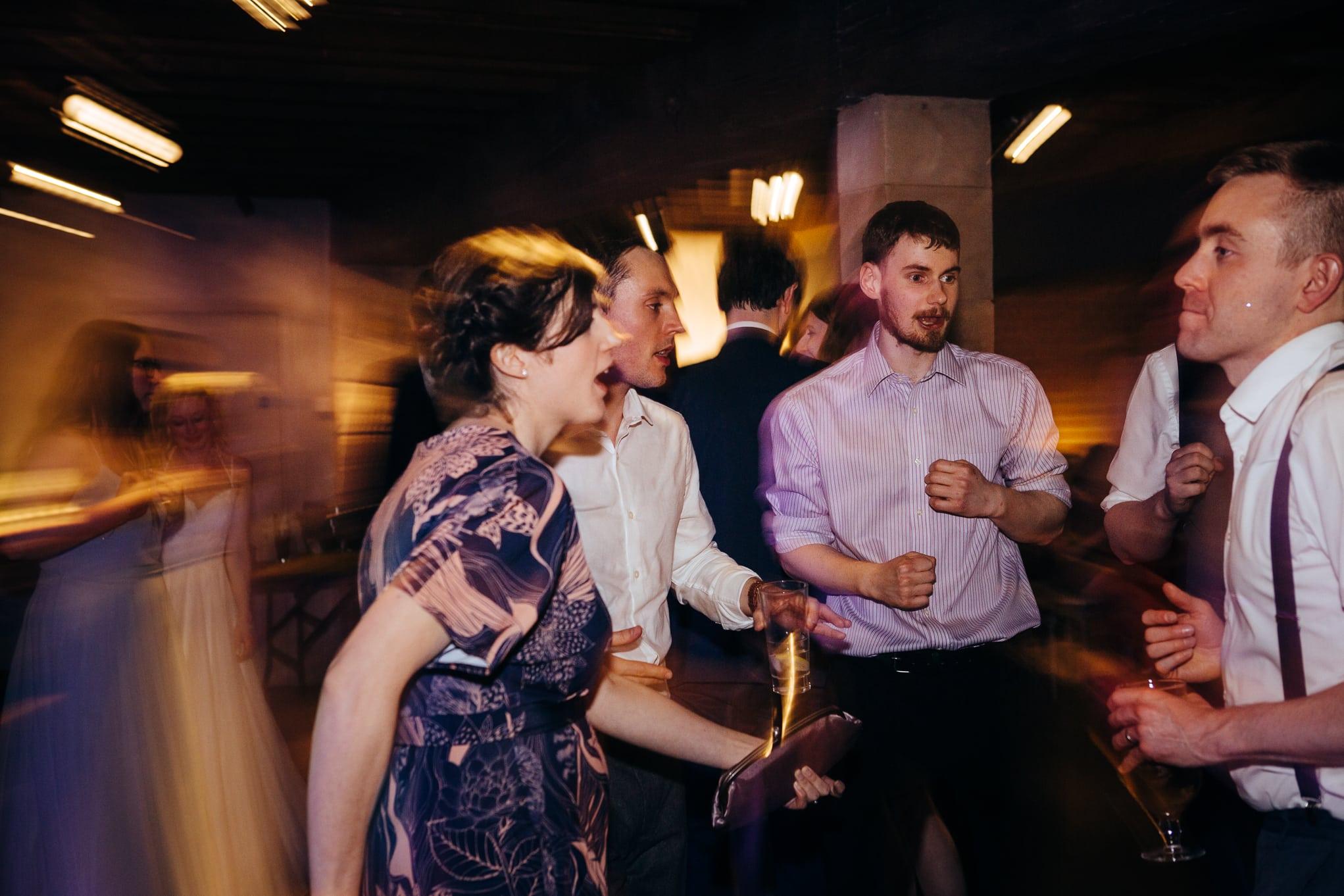 Le Petit Chateau, dancing