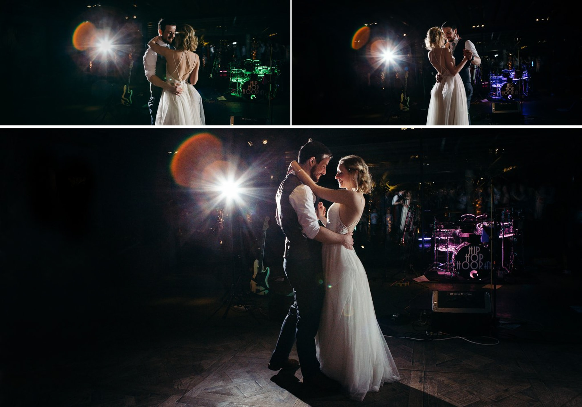 Le Petit Chateau, first dance