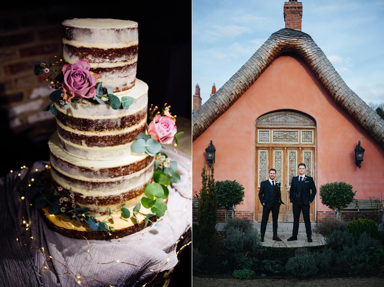 Le Petit Chateau, groomsmen